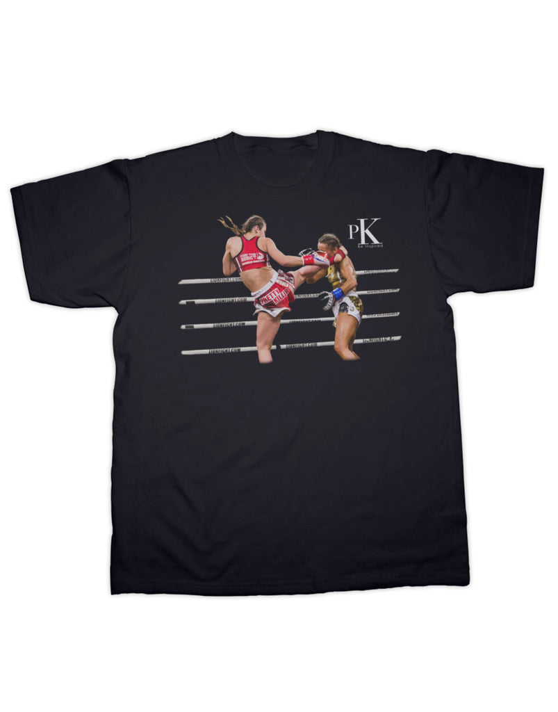 Pretty Killer Kick Childrens T Shirt