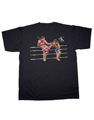 Pretty Killer Kick T Shirt