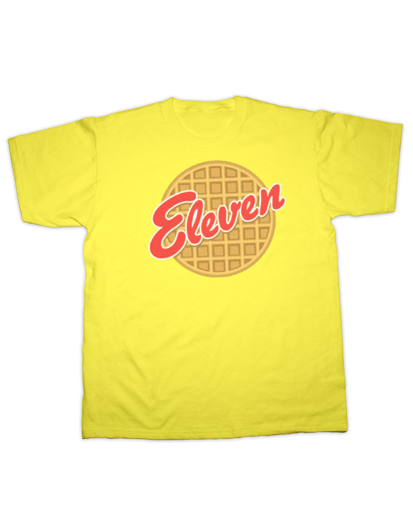 Stranger Things Eleven Waffle T Shirt