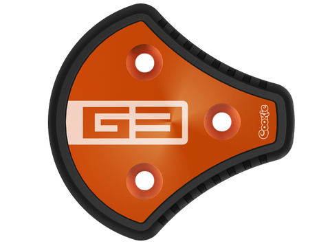Tunnel Side Plates für G3 Helm