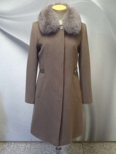 4036C Ladies' Wool Coat