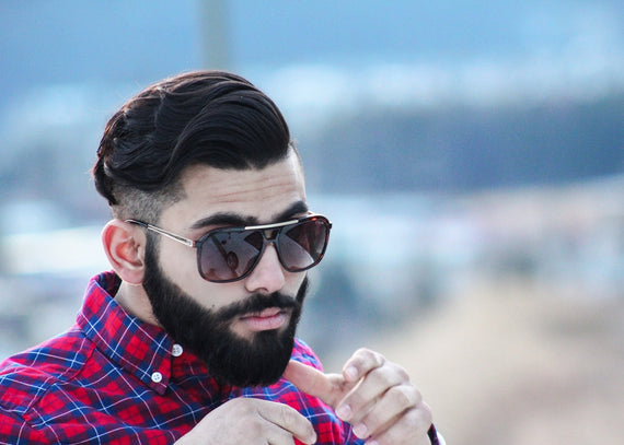 7 Easy Steps to Finding a Beard Style that Fits