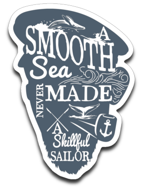 Decal: Smooth Sailor