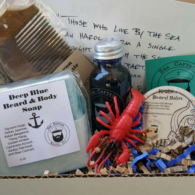 Beard Box: Sunken Treasure