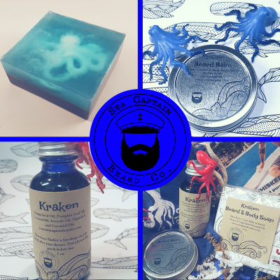 Beard Box: Kraken