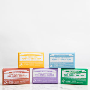 Dr. Bronner's Bar Soap