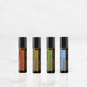 Essential Oils for Immunity Pack