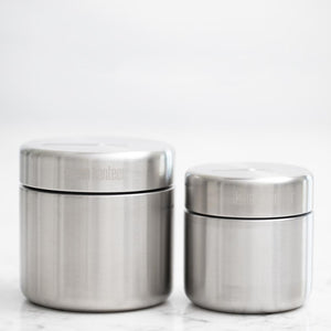 Non-Toxic Stainless Steel Canister (8oz)
