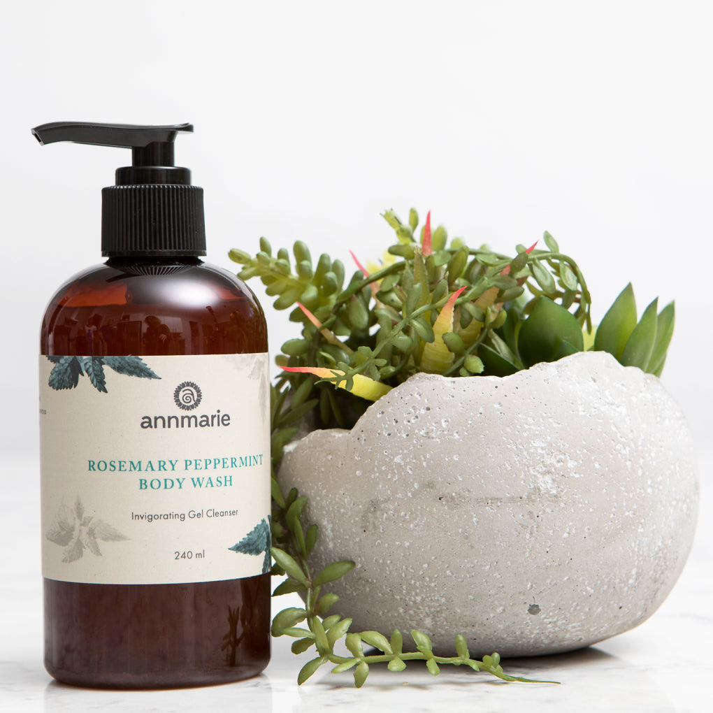 Rosemary Peppermint Body Wash