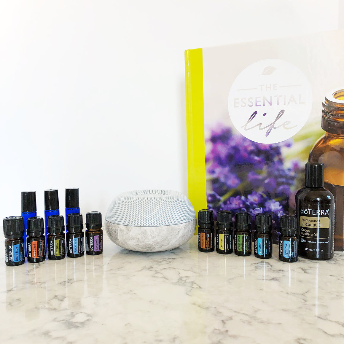 The Ultimate Essential Oil Starter Kit
