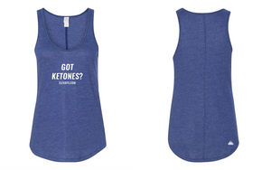 Got Ketones? Women's Tank