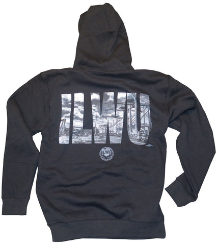 ILWUDK HOODED PULL OVER