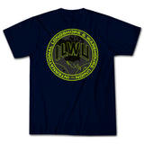 ILWU Safety - Men's T-Shirt