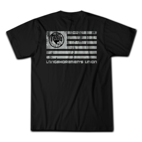 Longshoremen's Union - ILWU T Shirt - Short Sleeve
