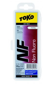 Toko No Fluoro Ski Wax 120 Gram - Action Sports Factory