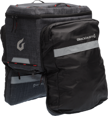 Blackburn Central Trunk Rack Top Bag - Action Sports Factory