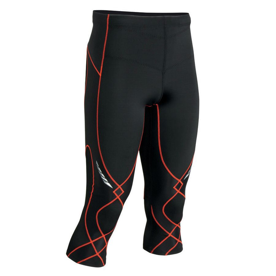 CW-X Stabilyx Performance Compression Tights 3/4 Length - Men's - Action Sports Factory