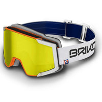 briko-lava-ski-racing-goggle-matte-orange