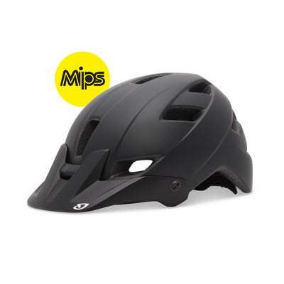 Giro Feature MIPS - Matte Black
