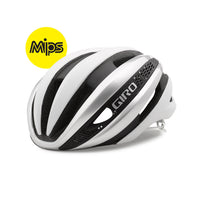 Giro Synthe MIPS Road Helmet - White/Silver