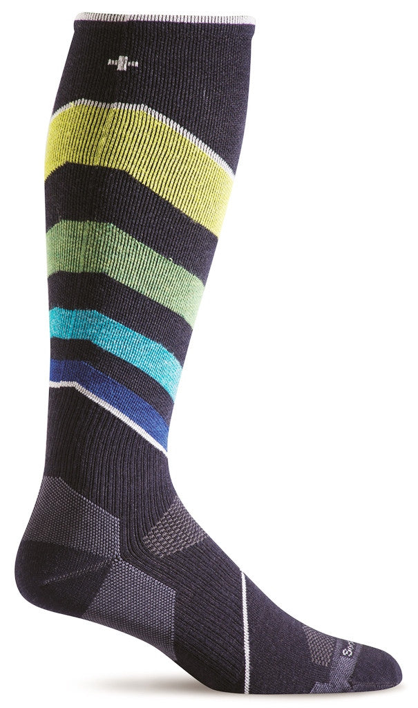Sockwell Men's Ultra Light Compression Ski Sock