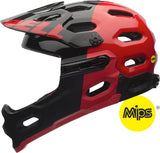 Bell-Super2r-MIPS-red-black-mountain-bike-Helmet