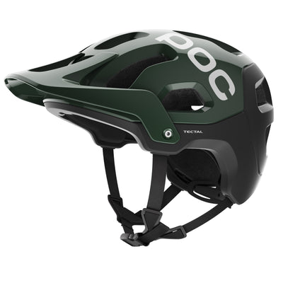 POC Tectal Mountain Bike Helmet - Harf Green