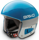 Briko Vulcano Ski Racing Helmet - Light Blue