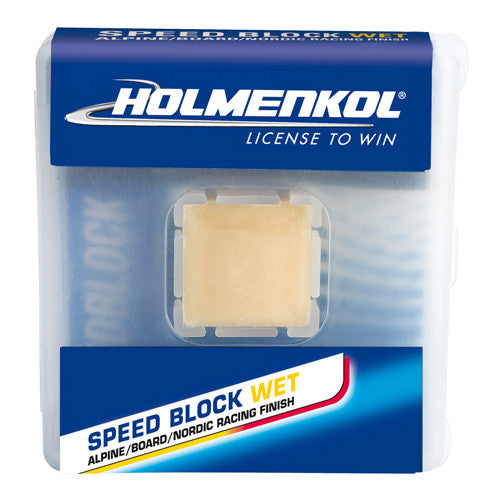 Holmenkol SpeedBlock WET - Action Sports Factory