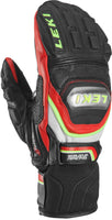 Leki World Cup Racing TI S Mitt - Black Red
