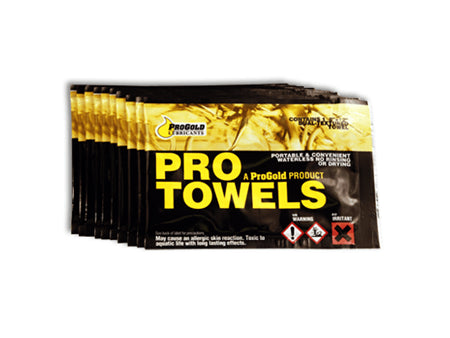 ProGold Pro Towels - Action Sports Factory