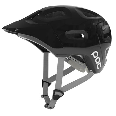 POC Trabec Mountain Bike Helmet - Matte Black
