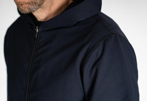 FR. Performance Hooded Jacket | Black