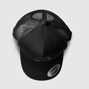 FR. Trucker Cap | Black