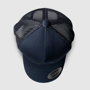 FR. Trucker Cap | Dark Blue