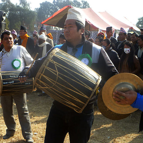 Rhythm A Day Blog for March 24, 2020: Ghode Jatra, Nepal