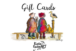 RudgeArt Gift Cards