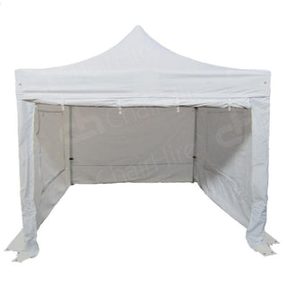 3m x 3m White Gazebo With Sides Gazebo Rentuu