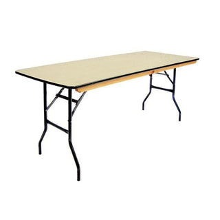 6ft Melamine Table Table Rentuu