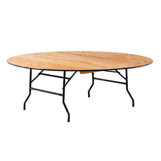 6ft Round Trestle Table Table Rentuu