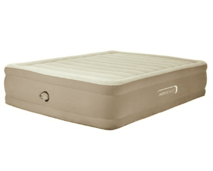 Aerobed Comfort Raised King Size Air Mattress Bed Rentuu