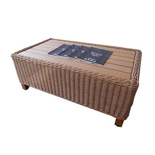 Ascot Outdoor Rattan Coffee Table Table Rentuu