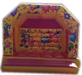 Balloon Bounce (Large) Bouncy Castle Rentuu