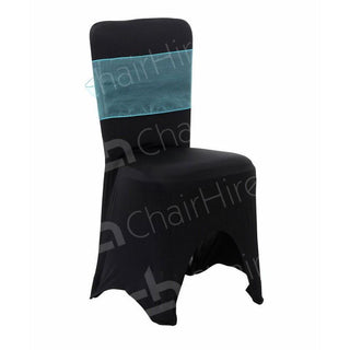 Banqueting Chair with Black Cover Chair Rentuu