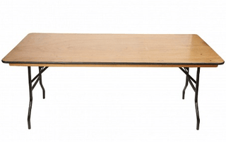 Banqueting Table 6′ x 4′ Table Rentuu