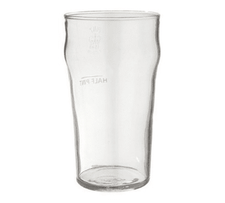 Beer Glass 1 pint (straight) (packs of 10) Glassware Rentuu