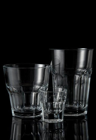 Bicchiere Granity cl 3 (40 x cassa) Shot Glass