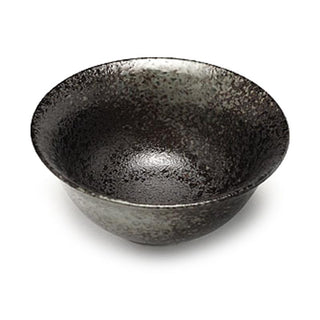 Black Crackle Tasting Bowl Bowl Rentuu