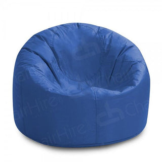 Blue Bean Bag XL Pinboard Rentuu