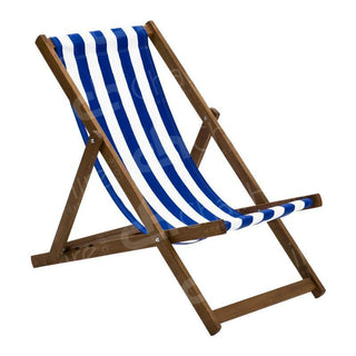Blue Deck Chair Chair Rentuu